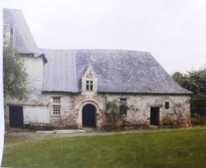 Château Letard Manoir de Saint Erblon (ancien proprietaire)