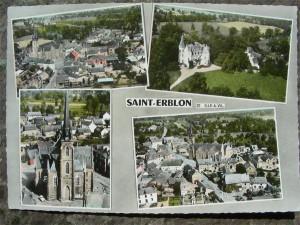 Saint Erblon - Paroisse de naissance de Noel du Fail