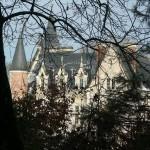 Soleil d'hiver sur Château Letard
